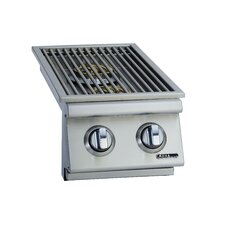 Slide-In Liquid Propane Double Side Burner