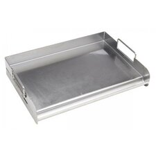 <strong>Bull Outdoor Products</strong> Stainless Pro Grill Griddle