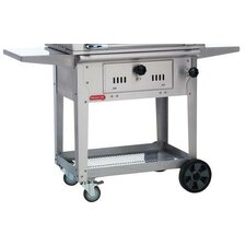 Bison Charcoal Cart Bottom