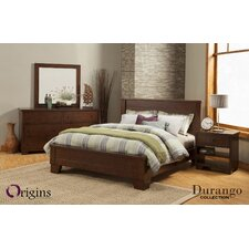 Durango Platform Bedroom Collection