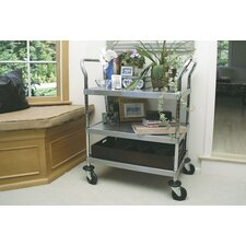 <strong>A-Line by Advance Tabco</strong> Stainless Steel Utility Cart