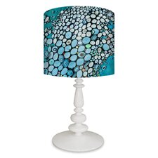 Crashing Down Table Lamp