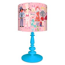 When I Grow Up Girls Table Lamp
