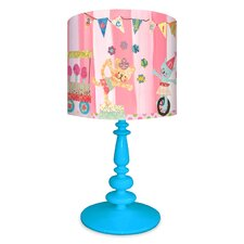 Cotton Candy Circus Alphabet Table Lamp