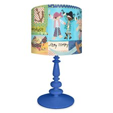 It's Pirate's Life For Me Table Lamp