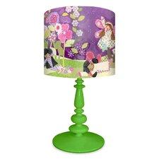 Slumbering Fairies Table Lamp