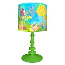 Summer Birdies Table Lamp