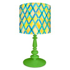 Moroccan Painted Pattern Table Lamp