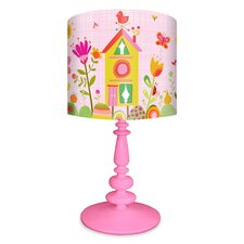 Pretty Flowers Table Lamp
