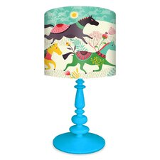 Wild Horses Table Lamp