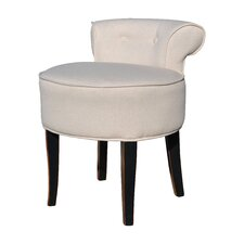 <strong>The Bella Collection</strong> Vanity Stool