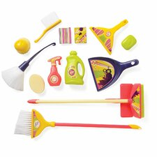 Via Villa Home Dazzling Cleaning Play Set