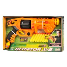 Total Air X-Stream Rotator X-8 Revolver