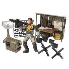 Corps 5-Piece Total Soldier Battle Zone Command Station Set