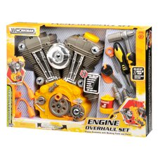Workman 20 Piece Power Tools Engine Overhaul Kit