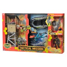 Corps 10 Piece Tactical Mission Set with Boat