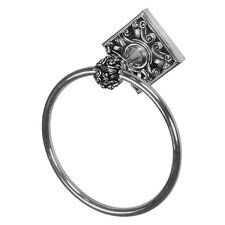 <strong>Vicenza Designs</strong> Sforza Towel Ring