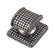 "<strong>Vicenza Designs</strong> Tiziano 1.5"" Square Knob"