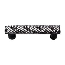 "<strong>Vicenza Designs</strong> Gioiello 3.875"" Bar Pull"