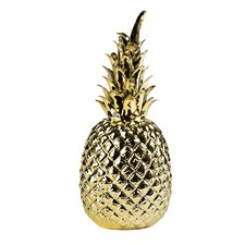 Porcelain Pineapple Figurine