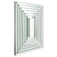 "55.5"" H x 40"" W Concentric Rectangle Mirror"