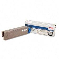 43324469 OEM Toner Cartridge, 5000 Page Yield, Black
