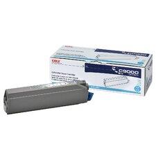 41515207 OEM Toner Cartridge, 15000 Page Yield, Cyan