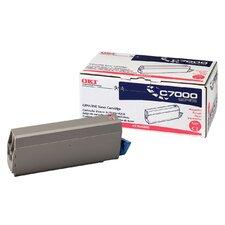 41304206 OEM Toner Cartridge, 10000 Page Yield, Magenta