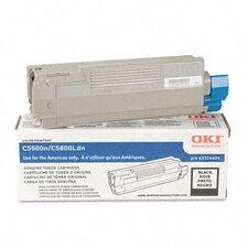 43324404 OEM Toner Cartridge, 5000 Page Yield, Black