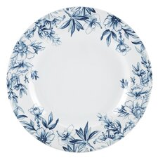 "<strong>Kathy Ireland by Gorham</strong> Nature's Song 8.25"" Salad Plate"