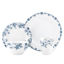 <strong>Kathy Ireland by Gorham</strong> Nature's Song 4 Piece Place Setting
