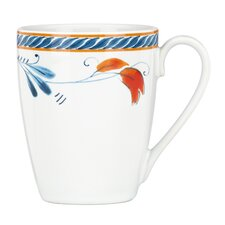 <strong>Kathy Ireland by Gorham</strong> Spanish Botanica 13 oz. Mug