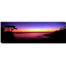 <strong>iCanvasArt</strong> 17-Mile Drive, Pebble Beach, Carmel, Monterey County, California Canvas Wall Art
