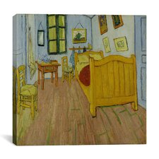 """Bedroom in Arles"" Canvas Wall Art by Vincent van Gogh"