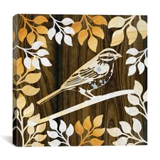 """Birdie II"" Canvas Wall Art by Erin Clark"