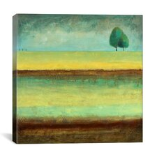 """A Tree by a River"" Canvas Wall Art by Pablo Esteban"