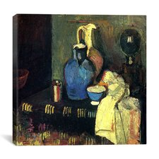 """Blue Pitcher (1901)"" Canvas Wall Art by Henri Matisse"