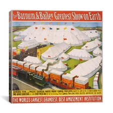 Barnum & Bailey Circus Vintage Poster