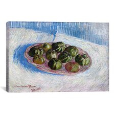 'Basket of Apples' by Vincent van Gogh Painting Print on Canvas