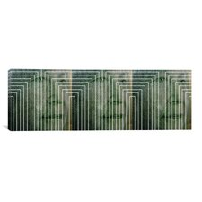 Canadian Money Queen, Panoramic #2 Graphic Art on Canvas