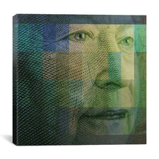 Canadian Money Queen #4 Graphic Art on Canvas