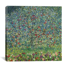 """Apfelbaum (Apple Tree)"" Canvas Wall Art by Gustav Klimt"