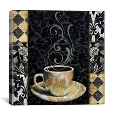 """Cafe Noir II"" Canvas Wall Art by Color Bakery"