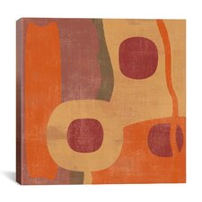 """Abstract I"" Canvas Wall Art by Erin Clark"