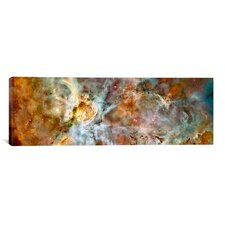 Astronomy and Space Carina Nebula (Hubble Space Telescope) Photographic Print on Canvas