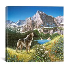 """Alpine Chorus"" Canvas Wall Art by John Van Straalen"