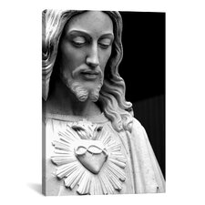 Christian Jesus Photographic Print on Canvas