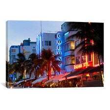 Panoramic Miami-Dade County, Florida by Gustav Klimt Photographic Print on Canvas