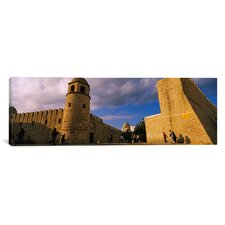 Panoramic The Great Mosque, Sousse, Tunisia Photographic Print on Canvas
