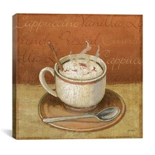 """Cream and Sugar III"" Canvas Wall Art by John Zaccheo"